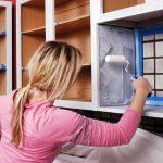Renovar manillas y bisagras con pintura